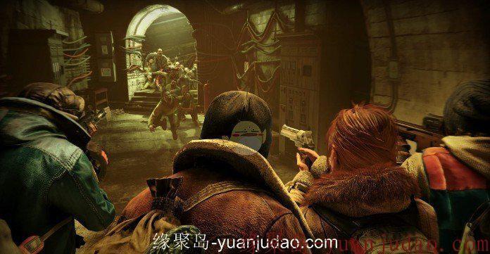 《僵尸世界大战》中文免安装版
