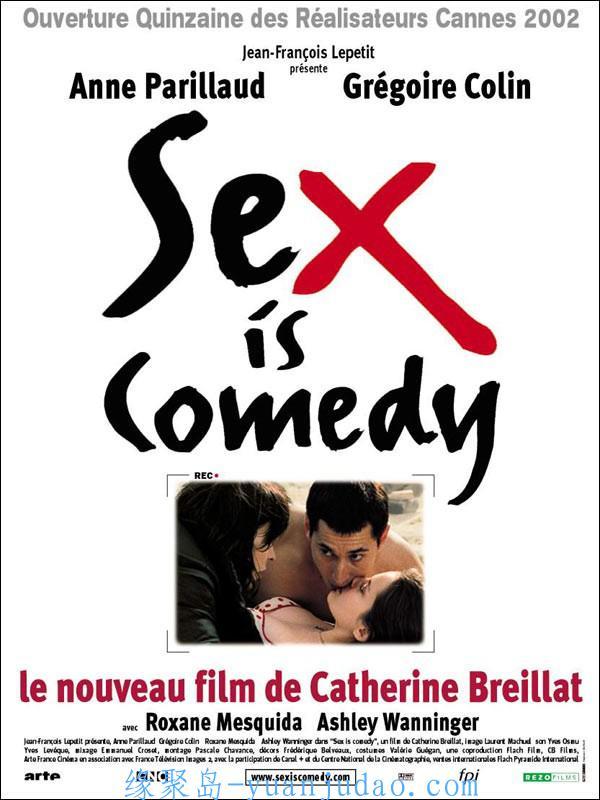 [更早][欧美][剧情][BT下载][性喜剧 Sex Is Comedy][HD-MKV/2.17G][英语中字][1080P]