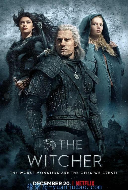 猎魔人 The Witcher 第一季全 1080p.HD中英双字
